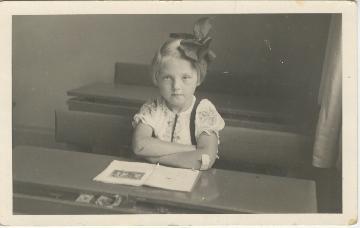 Schoolfoto Verhalen Van Vroeger
